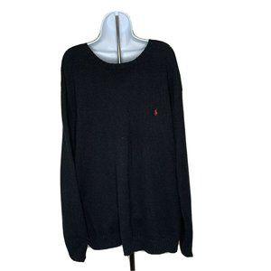 Polo Ralph Lauren Cotton Knit Sweater 3XLT